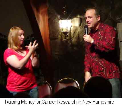 Fund Raiser Comedy Entertainment