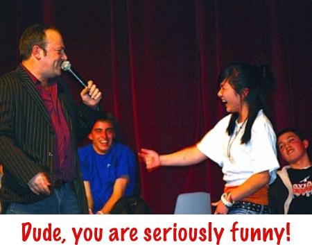 Hypnotist Comedy Show